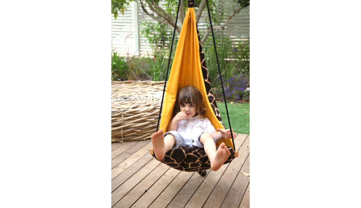 'Hang Mini' Giraffe Hamac Chaise Enfant