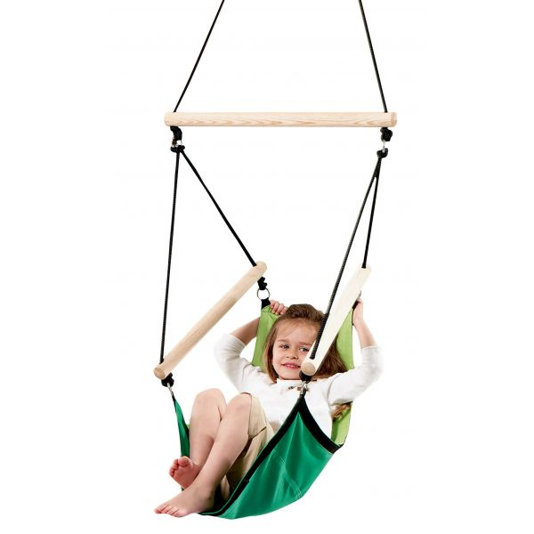 'Swinger' Green Hamac Chaise Enfant
