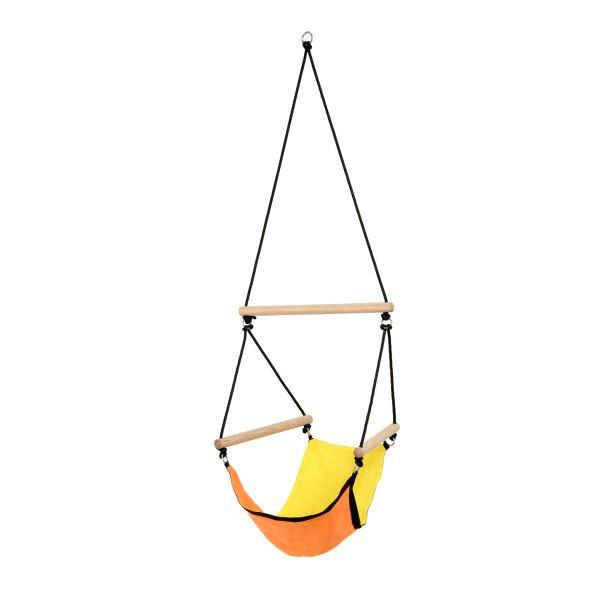 'Swinger' Yellow Hamac Chaise Enfant