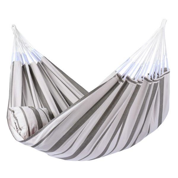 'Stripes' Silver Hamac XXL