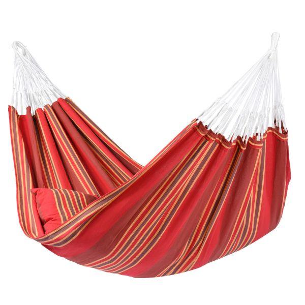'Stripes' Terracotta Hamac XXL