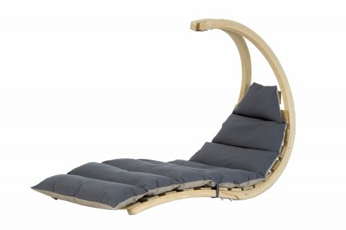 Swing Lounger Anthracite Hamac Chaise