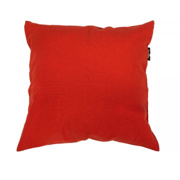 Plain Red Coussin