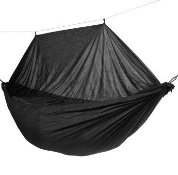 Mosquito Black Hamac de Voyage Une Place