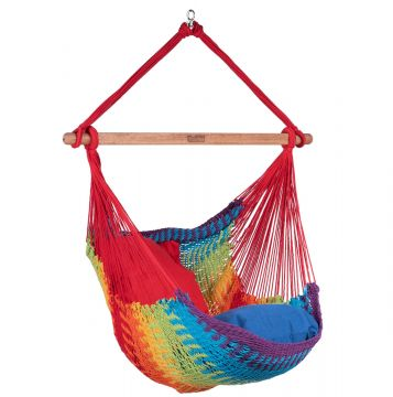 Mexico Rainbow Hamac Chaise
