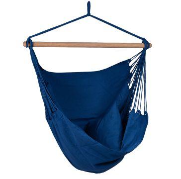 Organic Blue Hamac Chaise