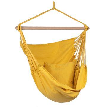 Organic Yellow Hamac Chaise