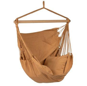 Organic Mocca Hamac Chaise
