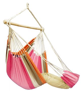 Tropical Lychee Lounge Hamac Chaise