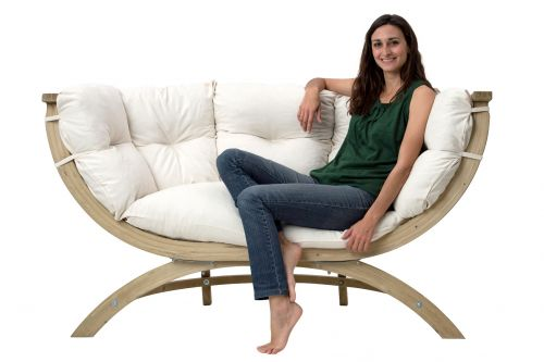 Siena Royal Natura Chaise lounge