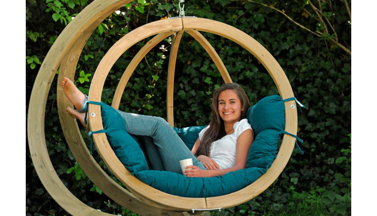 'Globo'  Support Hamac Chaise