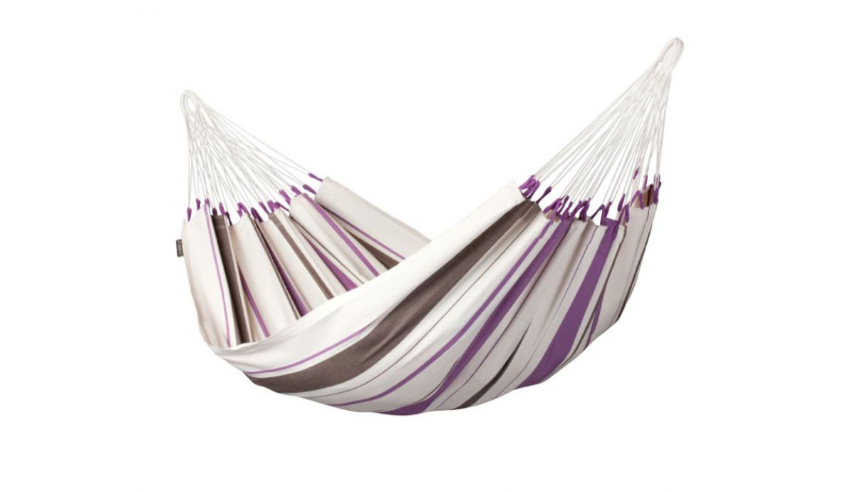 'Caribena' Purple Hamac Une Place