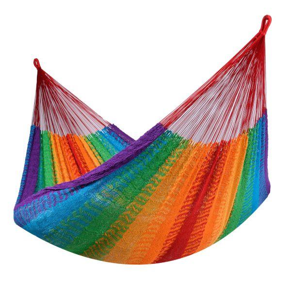 'Mexico' Rainbow Hamac Deux Places