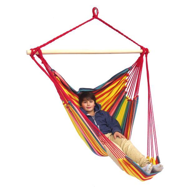 'Tropical' Sunny Lounge Hamac Chaise